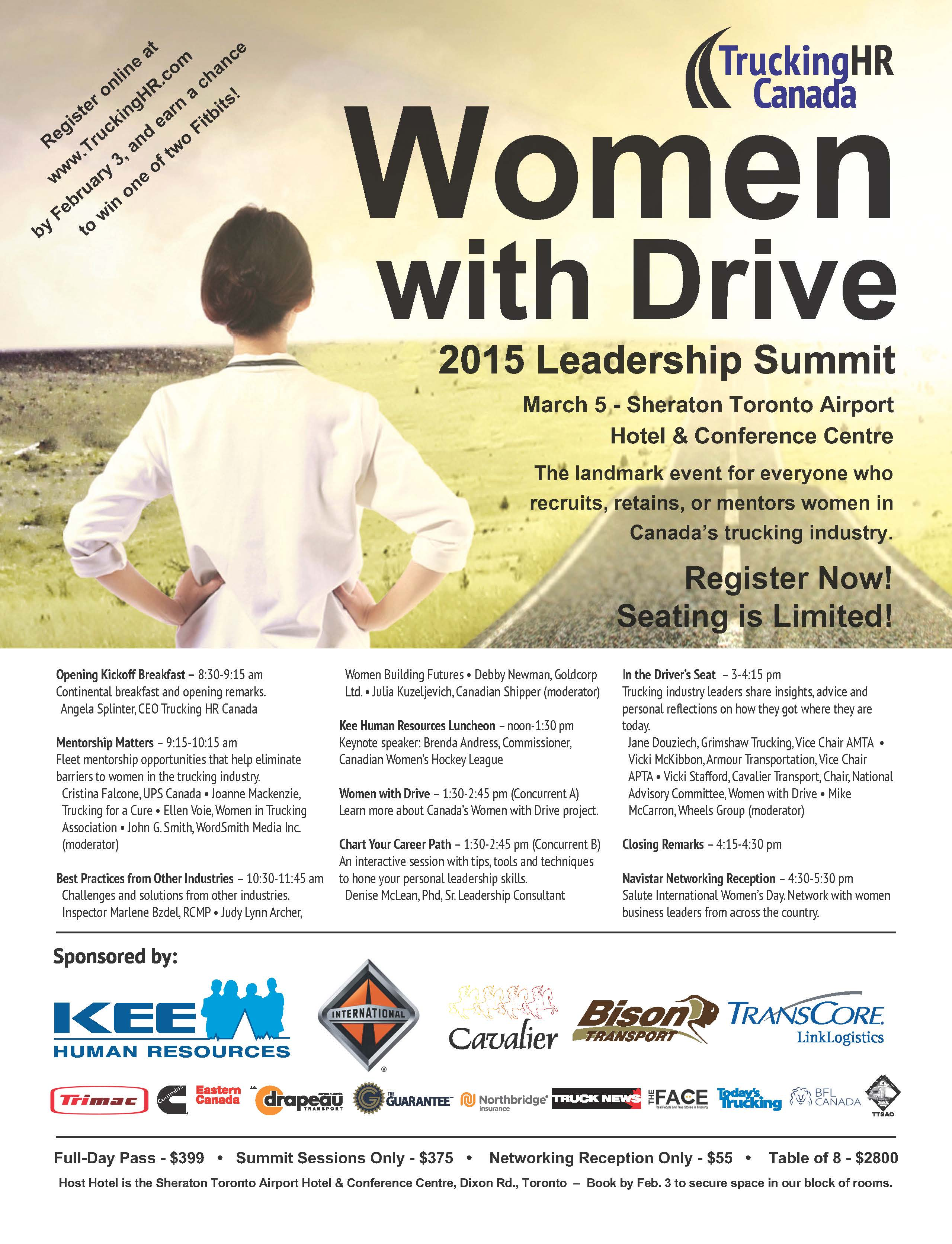Women with Drive Summit