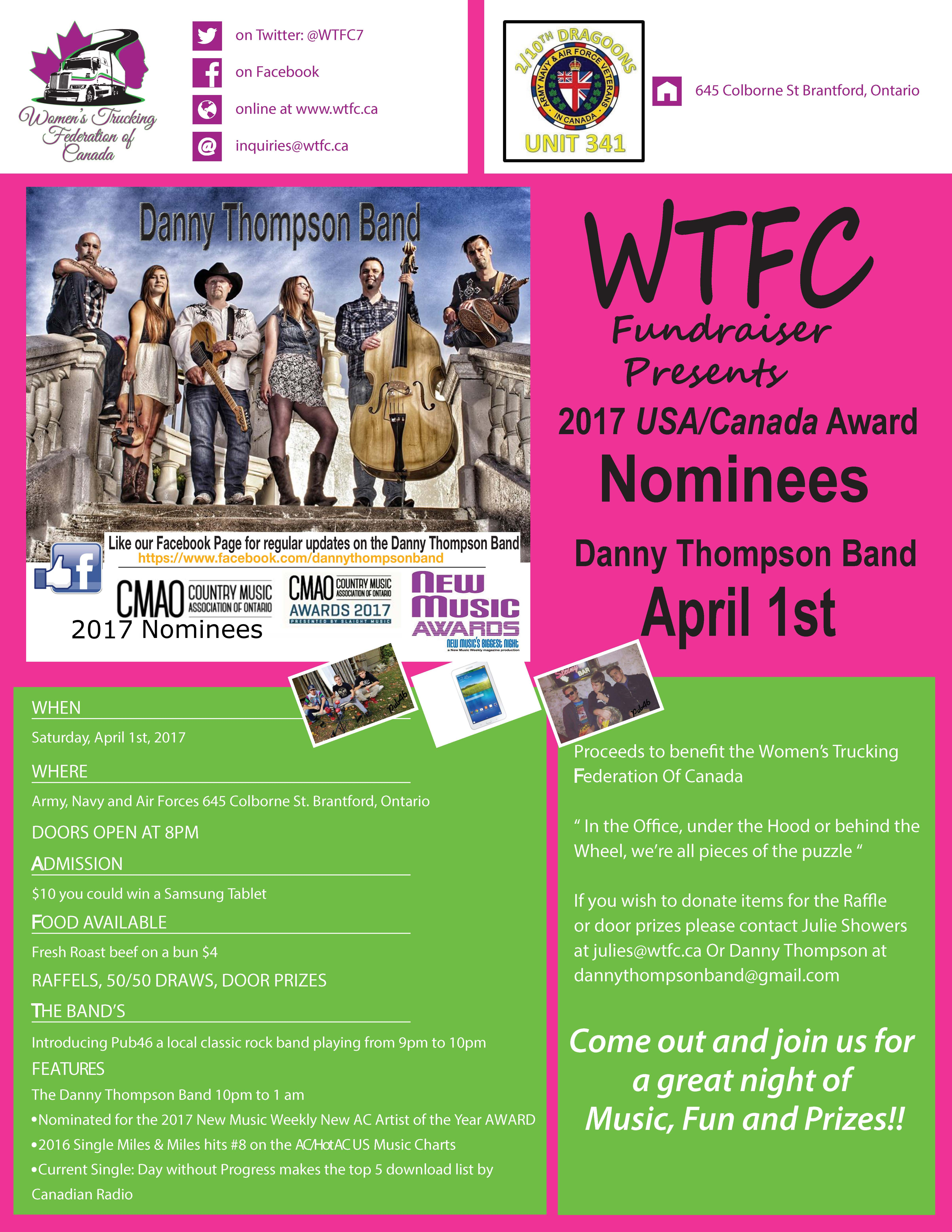 WTFC poster