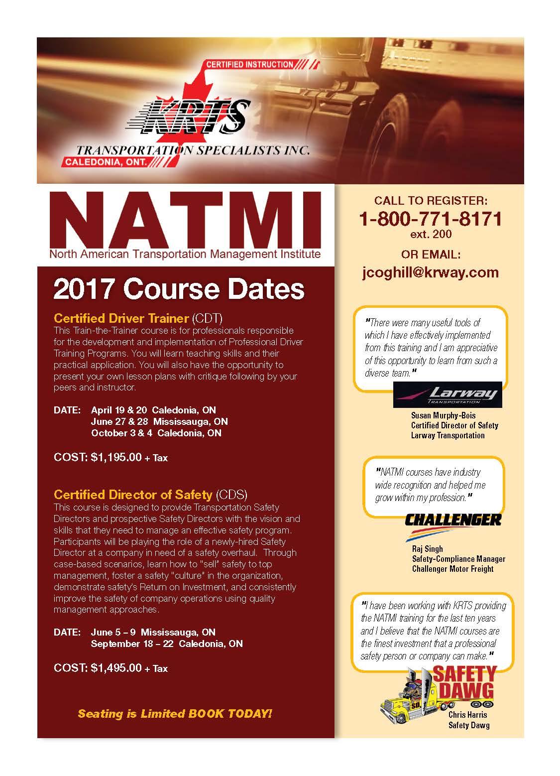 KRTS-NATMI Ad