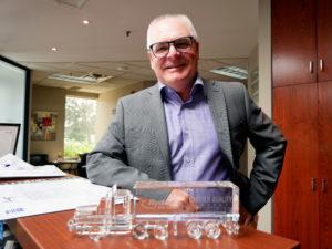 Kriska named Canadian TL Carrier at Ryder Carrier Quality Awards