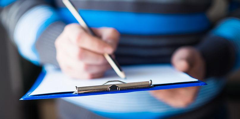 DQ File Item Checklist
